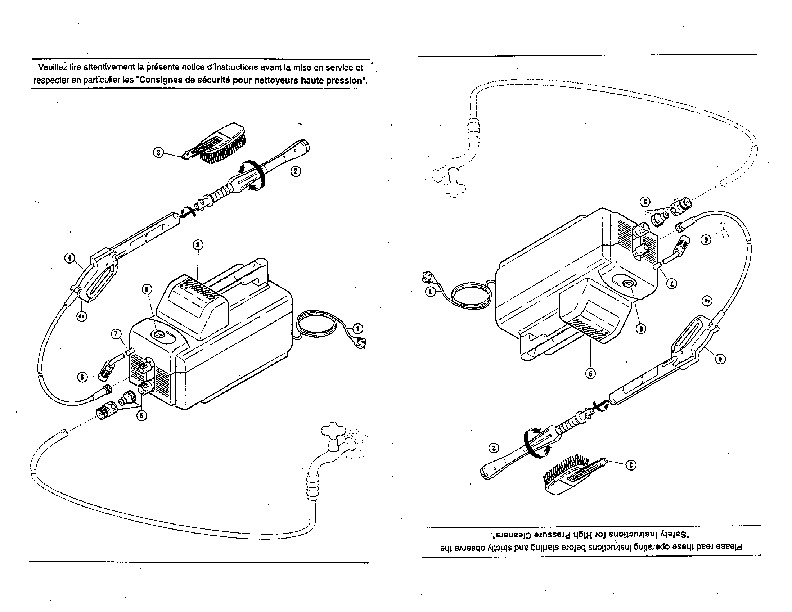 Karcher Pressure Washer Wiring Diagram Karcher Pump