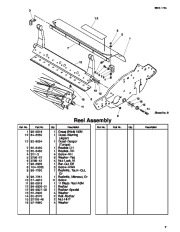 Toro 04048 Greensmaster 800 Lawn Mower Parts Catalog, 2003