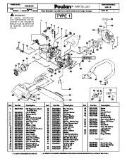 1950 Poulan Chainsaw Carburetor Fuel Lines Poulan Wood