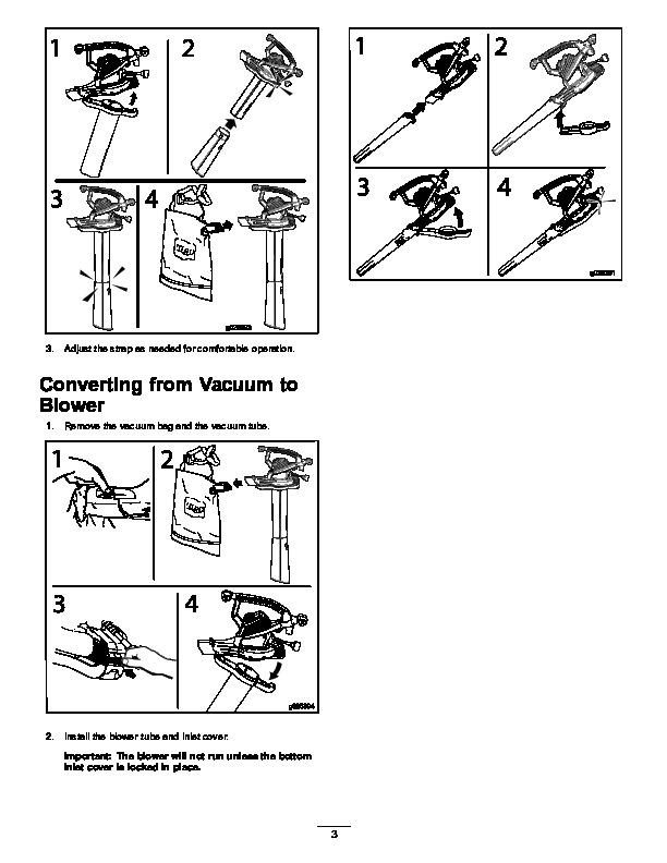 Toro 51619 Ultra Blower/Vacuum Manual, 2014