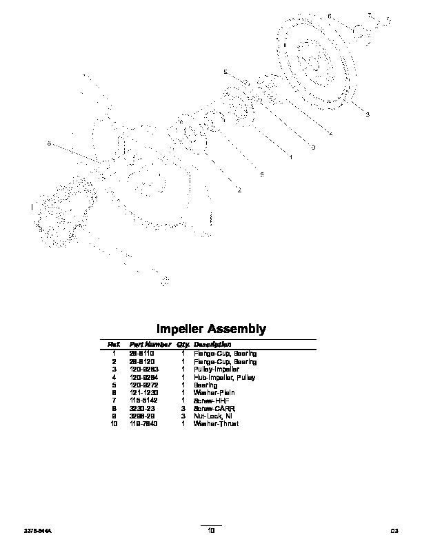Toro 37772 Power Max 826 OE Snowblower Parts Catalog, 2014