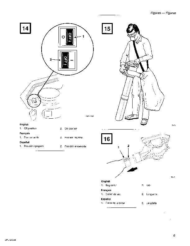 Toro 51583 Super Blower Vac Manual, 1995
