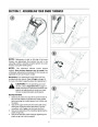 MTD 6FE E F Style Snow Blower Owners Manual