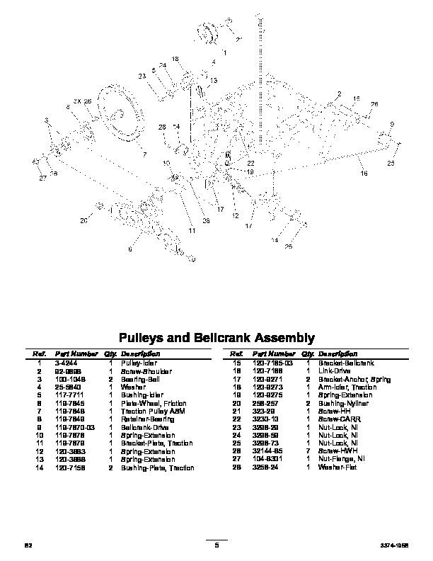 Toro 37771 Power Max 726 OE Snowblower Parts Catalog, 2013
