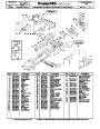 Poulan Pro 220 Chainsaw Parts List