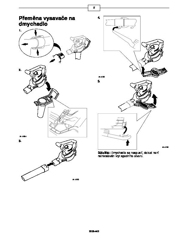 Toro 51569 Ultra 350 Blower Operators Manual, 2002-2005