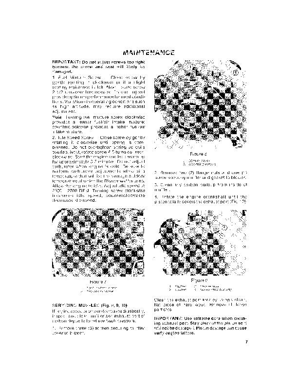 Toro 30941 41cc Back Pack Blower Operators Manual, 1992