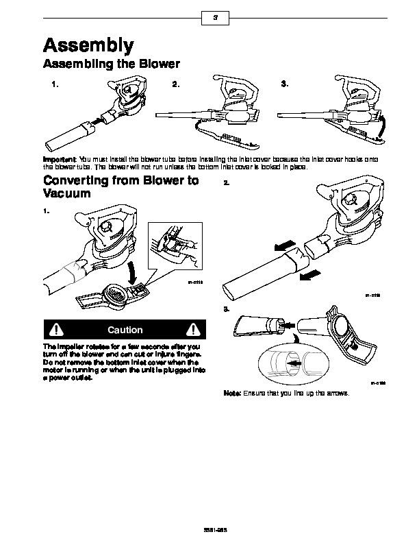 Toro 51591 Super Blower/Vacuum Operators Manual, 2005-2007