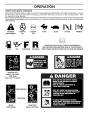 Poulan Pro PR524 414639 Snow Blower Owners Manual