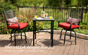 phi villa patio chairs review lawn