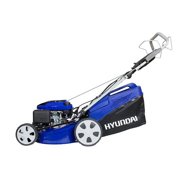 Hyundai Hym46spe Electric Start Selfpropelled Petrol Lawn