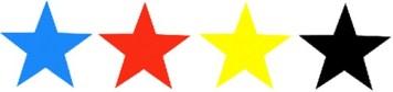 Stars - large