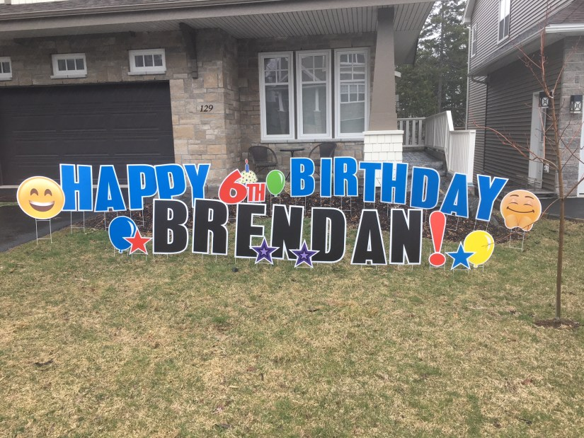 HP Brendan