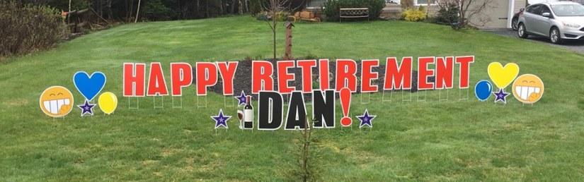 Retirement Dan