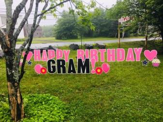 Happy Birthday Gram!