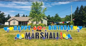 Happy 60th Birthday Marshall!