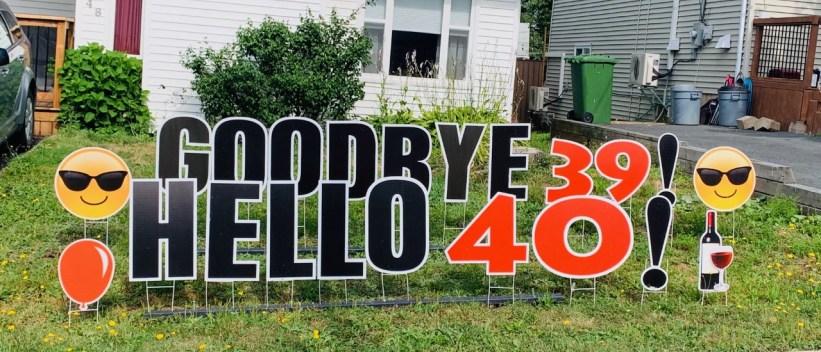 Goodbye 39