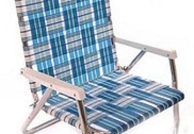 Vintage Folding Lawn Chair