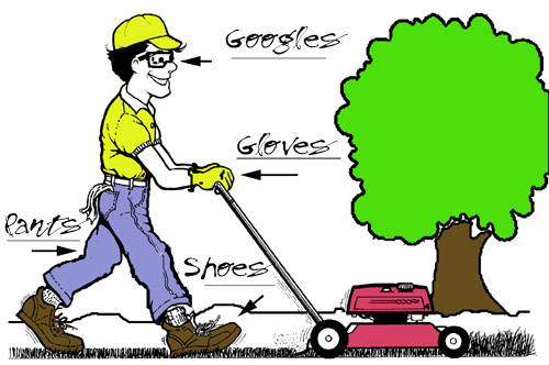 promoting lawn care business