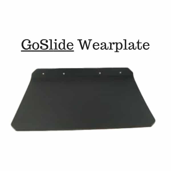 GoSlide Wearplate