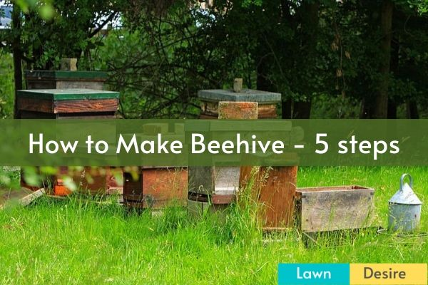 how to make beehive