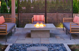 custom fire pit contractors vancouver