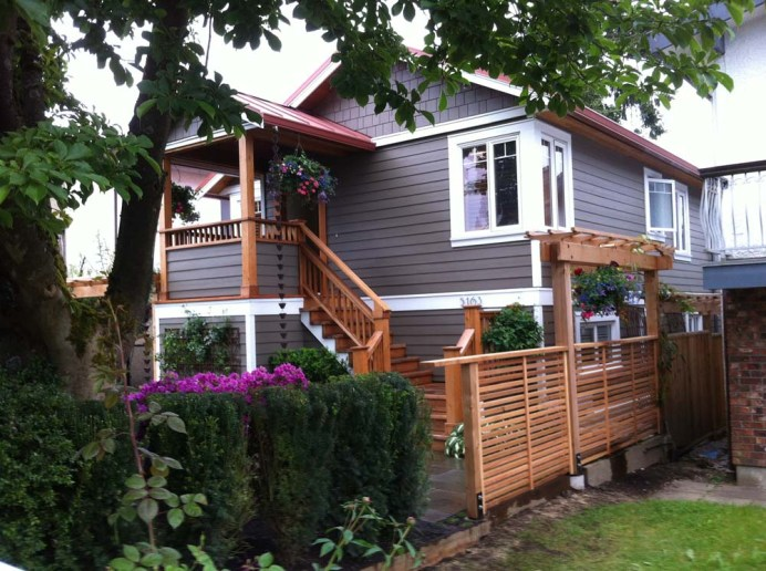 deck arbor, stair construction vancouver