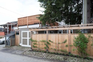 Landscaper for espalier fruit trees vancouver