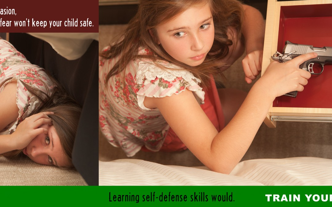 Examples of #Kids Using #Guns to Defend Themselves #2A #tcot