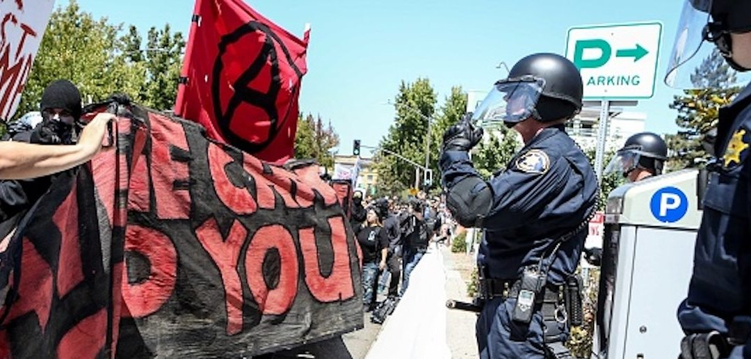 Public School Teachers Lead Antifa Group