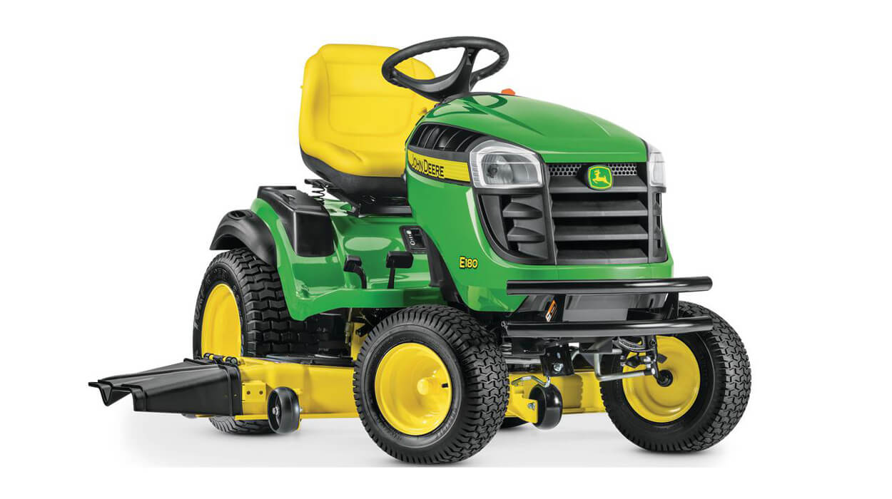 John Deere E180 54 in 25 HP Lawn Tractor