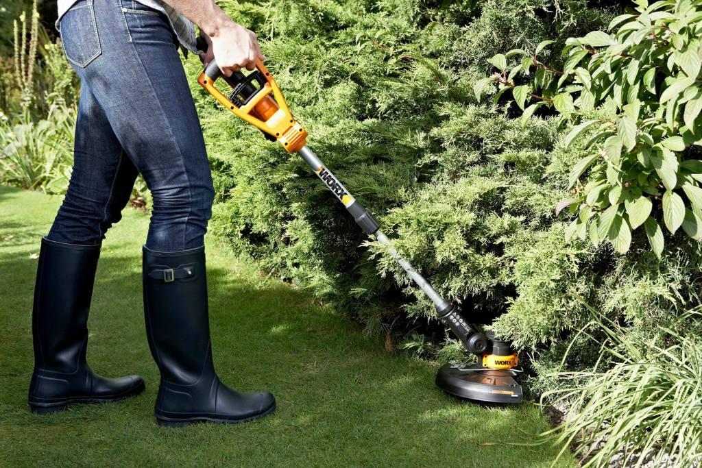 best grass trimmer