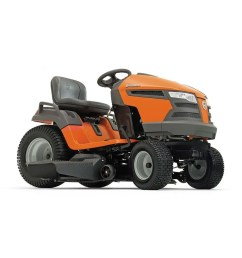 husqvarna yta18542 riding lawn mower review [ 1000 x 1000 Pixel ]