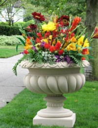 Still Waters--Notes from a Virginia Shire: Flower Pots and ...
