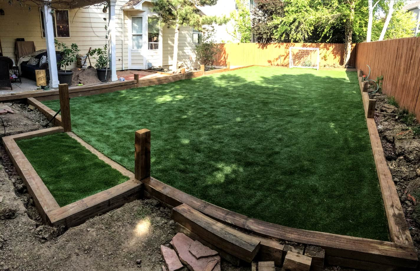 Artificial Turf Installation and Synthetic Grass Installation