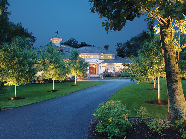 Landscape Lighting Contractor Vero Beach Florida