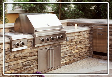 outside kitchen spice racks outdoor and cooking area kitchens centers