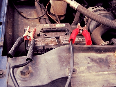 Can You Jumpstart A Lawnmower With A Car
