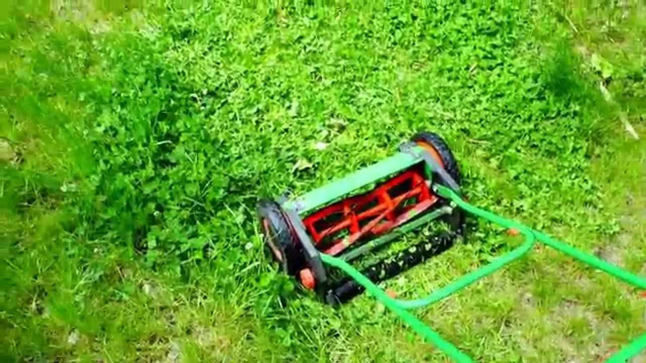 Best Reel Lawn Mower Reviews 2017 Lawn Tools Guide