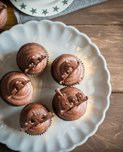 Brooykln Blackout Cupcakes