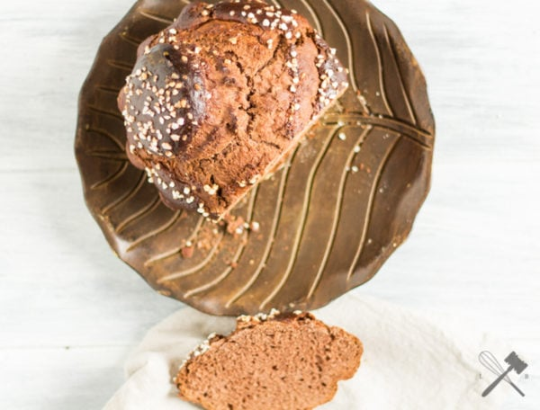 Schokoladen Brioche