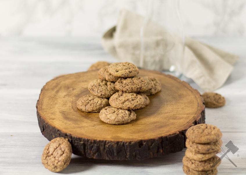 Espresso Schokoladen Cookies