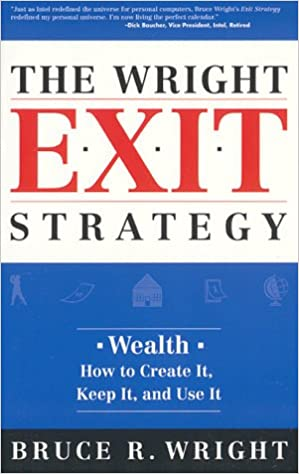 The Wright Exit Strategy Book Cover