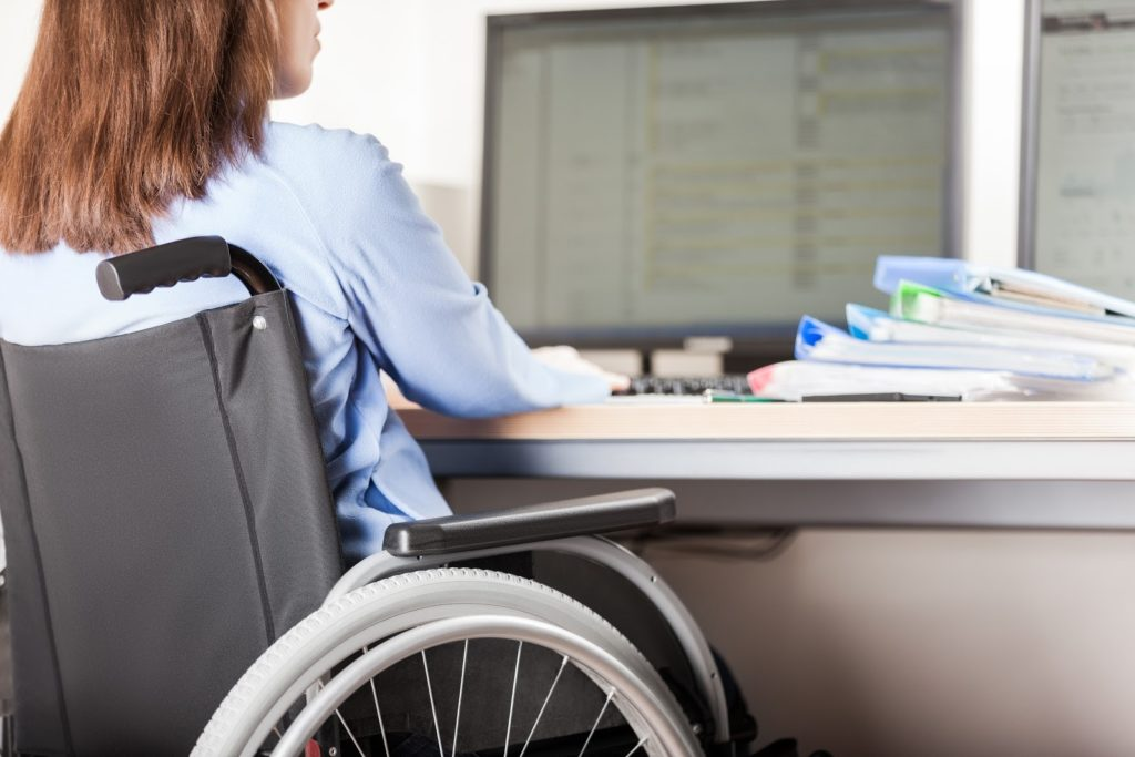 disability-discrimination-law-office-parag-l-amin-disabled-female