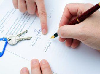 Заключение договора юридические услуги