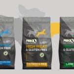 Pero Foods Dog Food Range