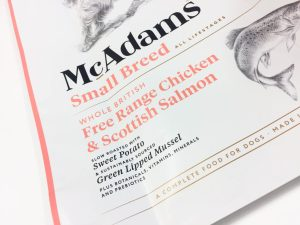 McAdams Dog Food Law Print Pack