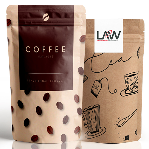 Tea Packaging and Coffee Packaging Law Print Pack