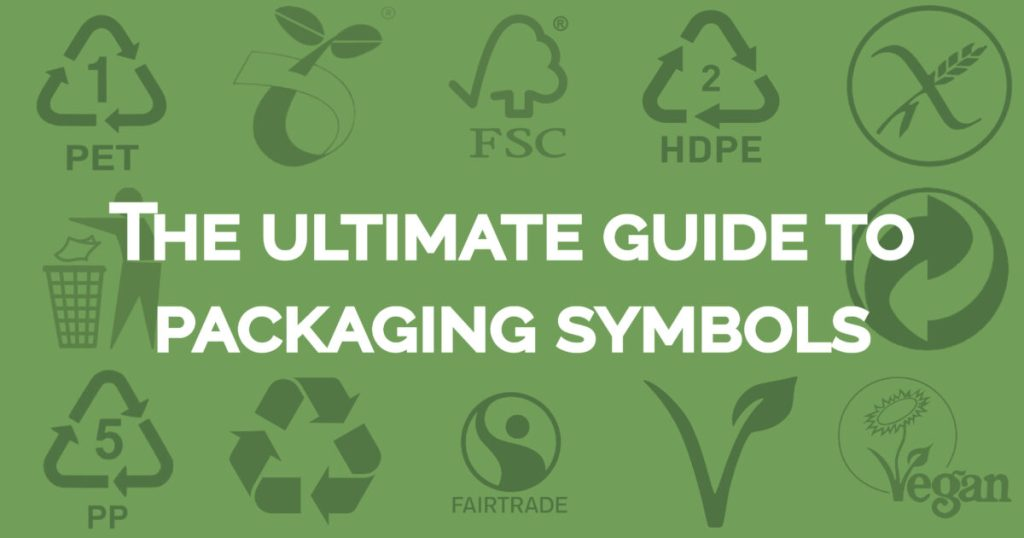 The Ultimate Guide to Packaging Symbols - Law Print Pack