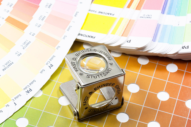 Colour Management Pantone